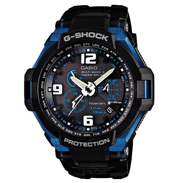 CASIO G-SHOCK GW-4000-2ADR翱翔追夢電波腕錶/50.4mm