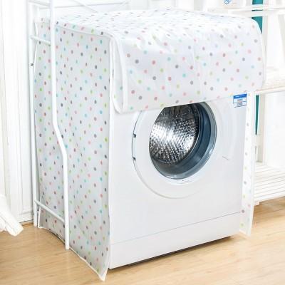 【八八八】e網購~【滾筒式洗衣機防塵套LA027 】NO135