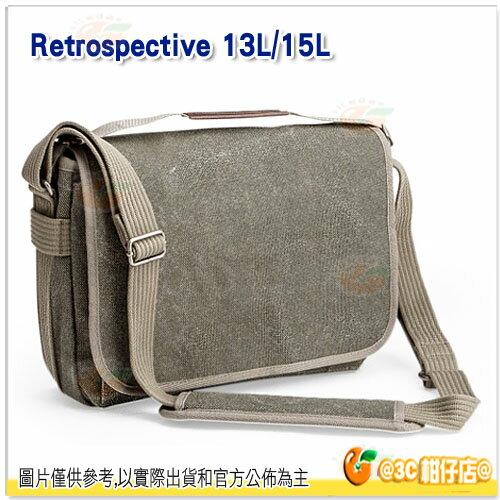Think Tank 創意坦克 Retrospective Laptop Cases 13L 彩宣公司貨 復古筆電包 RS719 13吋 灰 極簡外觀設計