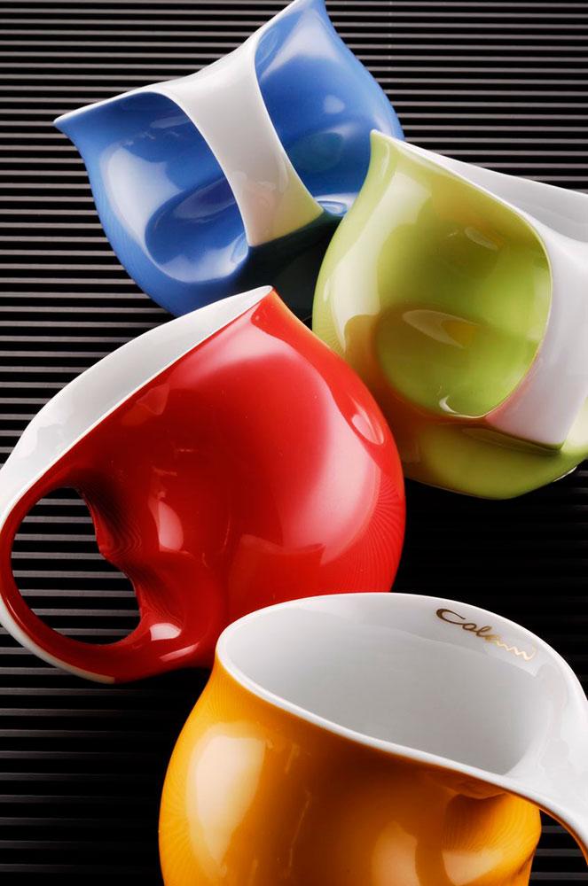 德國Weimar Colani造型彩杯系列-280ml馬克杯