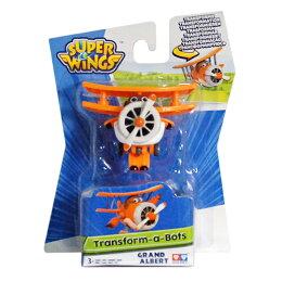 Super Wings 超級遊俠-迷你變形-鬍子爺爺AL34661