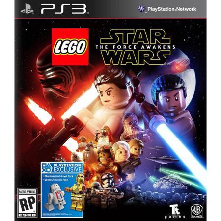現貨供應中 亞洲英文版 [保護級] PS3 樂高星際大戰:原力覺醒