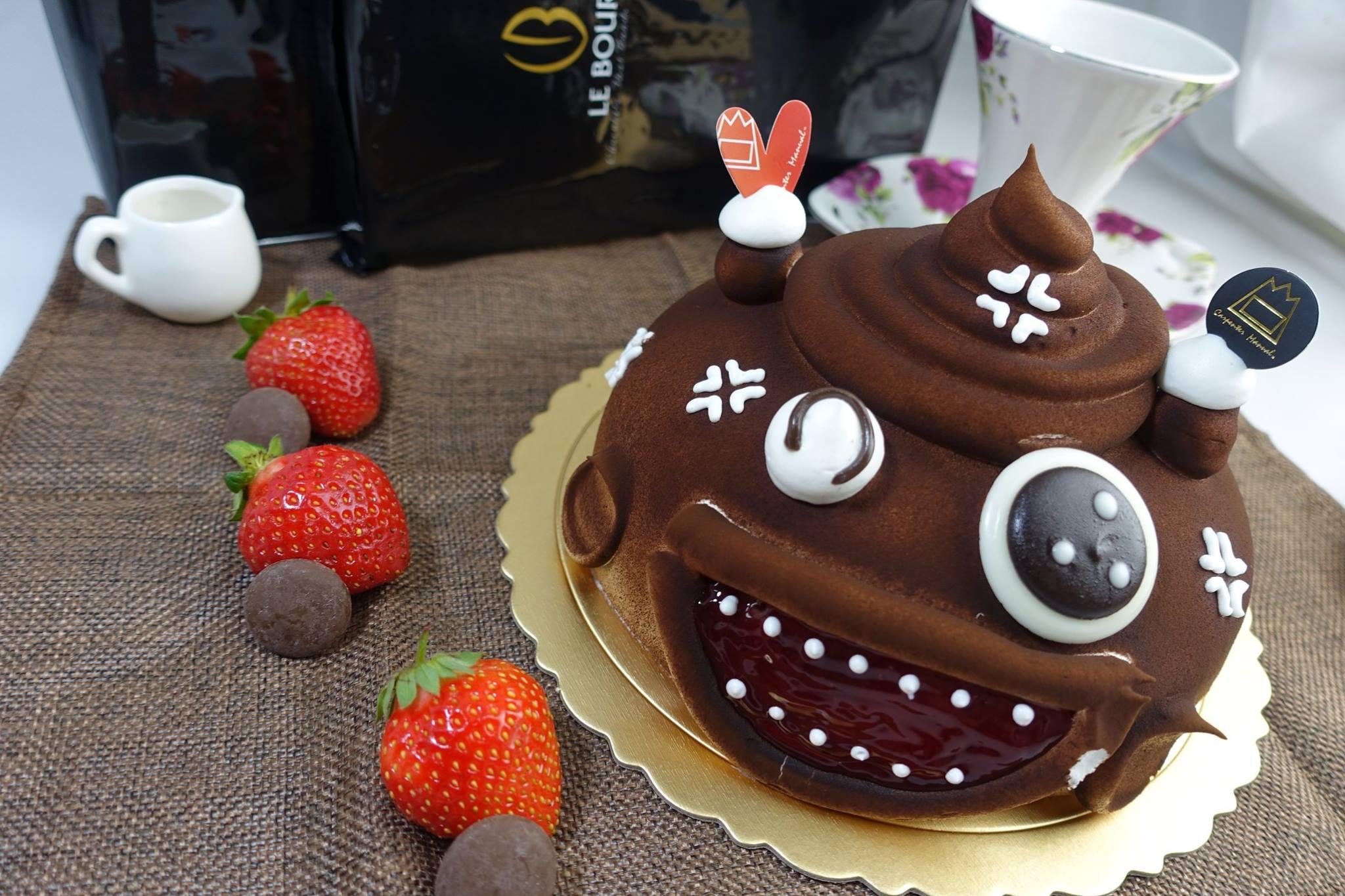 木匠手作★客製化生日蛋糕(8吋) 4