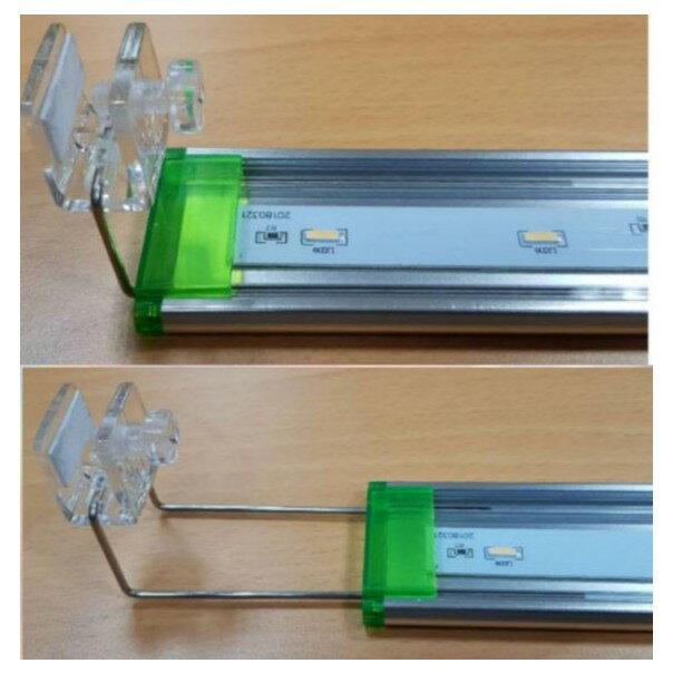 金金水族 UP 雅柏 T系列小跨燈 增艷燈 太陽燈 藍白燈 多功能燈架(30cm/ 36cm/ 45cm/ 60cm)LED水族燈
