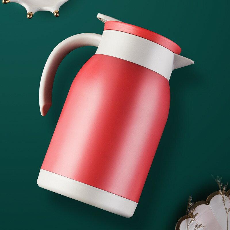 家用保暖壺 保溫壺家用小小型熱水瓶不銹鋼保溫水壺大容量瓶暖水壺便攜【全館免運 限時鉅惠】