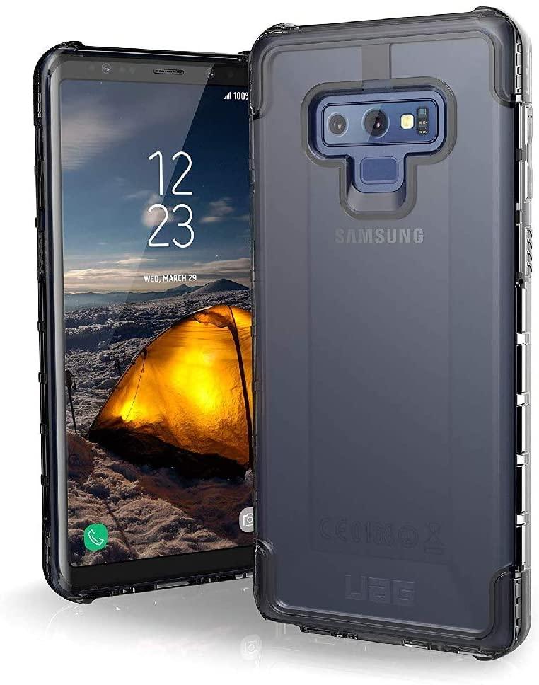 【美國代購】UAG三星Galaxy Note 9 Monarch Feather-Light 軍用摔落測試手機殼  暗紫