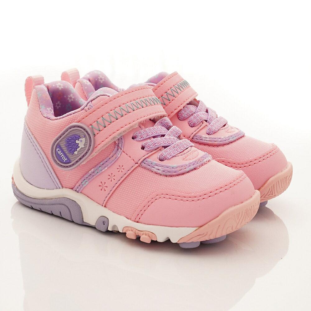 日本Moonstar月星機能童鞋2E穩定款-CRC22754粉(中小童段) 1