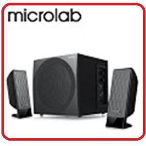 <br/><br/>  【Microlab】M-300 撼音美聲 2.1聲道多媒體音箱系統<br/><br/>