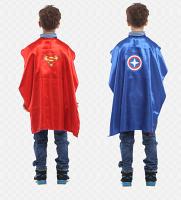 蝙蝠俠與超人周邊商品推薦X射線【W271829】無敵英雄雙面披風(戰士.無敵),萬聖節服裝/化妝舞會/派對道具/兒童變裝/表演/超人/美國隊長/cosplay