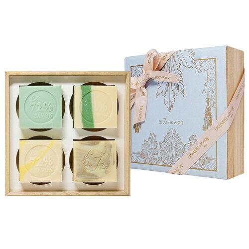 《雪文洋行》禮物系列~沉靜的擁抱四入禮盒組 0