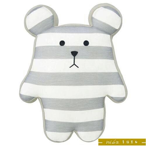 CRAFTHOLIC 宇宙人 熊熊抱枕 接觸冷感系列 涼感抱枕