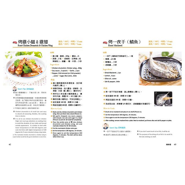 百變氣炸鍋料理 9