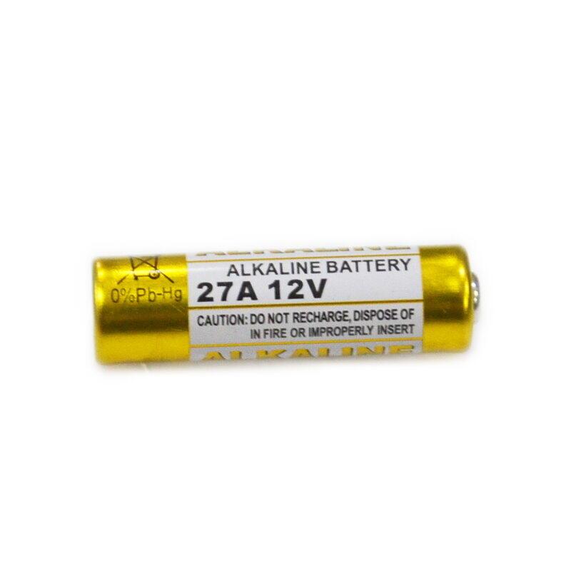 高容量鹼性電池27A 防盜器遙控器電池 汽機車遙控器電池L828【GU234】◎123便利屋◎