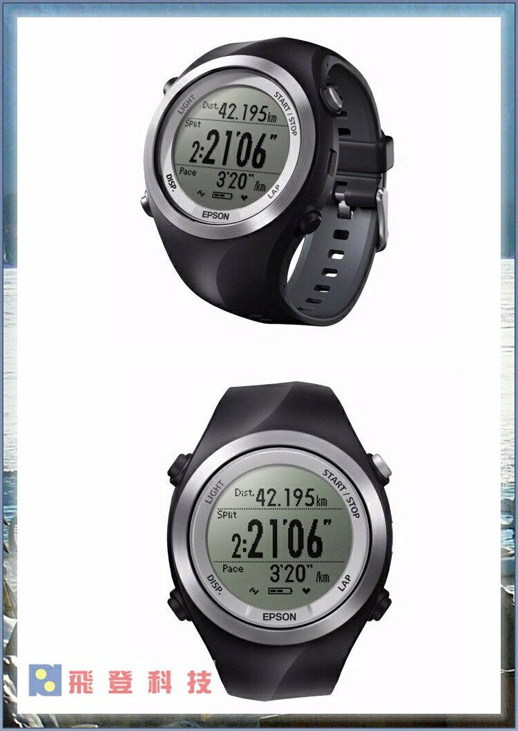 【路跑教練】EPSON SF710 SF-710S 專業鐵人 GPS心率運動錶 跑路錶 馬拉松 含稅開發票公司貨