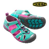 keen兒童鞋推薦推薦到KEEN 織帶涼鞋Seacamp II CNX 1015703《童款》/ 城市綠洲 (KID、輕量、戶外休閒鞋、運動涼鞋)就在城市綠洲推薦keen兒童鞋推薦
