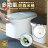 多功能防蟲米桶10L 附量杯 防塵防潮密封五穀雜糧零食收納桶 廚房儲物米缸 裝米箱麵粉桶【AB026】《約翰家庭百貨 0