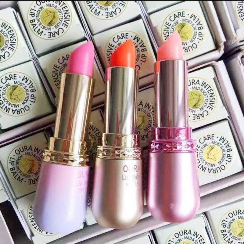 Dior同款 新色上市??OURA 馬油護唇膏新色上市韓國茉莉旗下的品牌