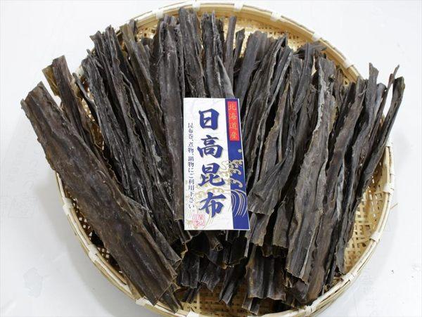 日本製北海道日高昆布海帶日式高湯1公斤N001-00111海渡