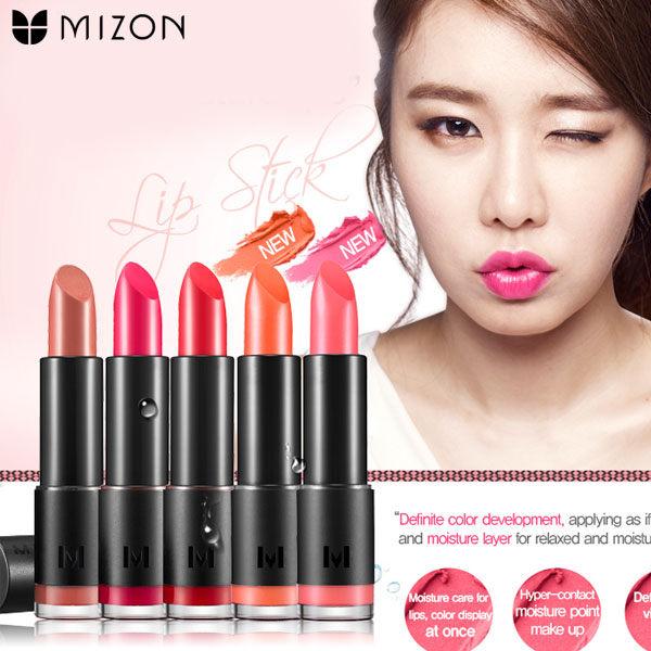 韓國 MIZON 超水感性感唇膏 3.2g《BELLE 倍莉小舖》