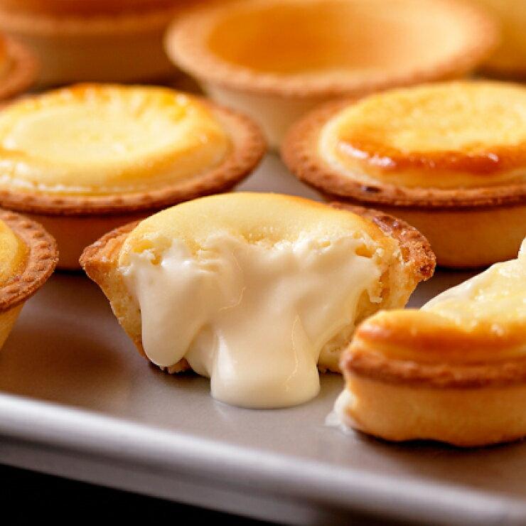 【安普蕾修Sweets】原味起士塔 (10入 / 盒) |手作甜點 |甜點禮盒|團購甜點下午茶| 0