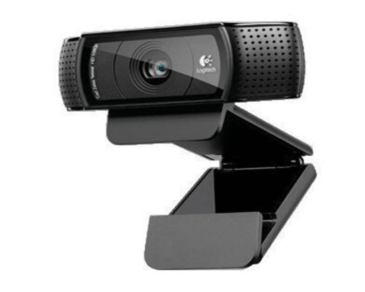 Logitech 羅技 HD PRO 網路攝影機 C920 (送三腳架)