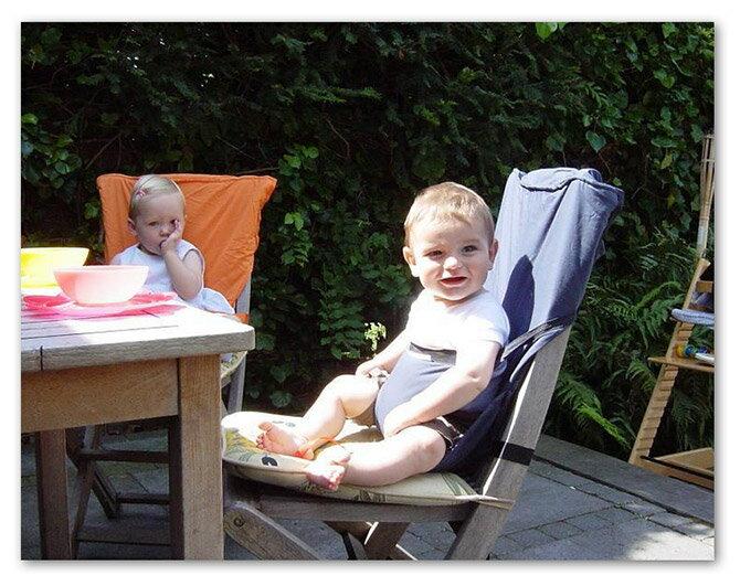 多功能寶寶安全座攜帶椅套(顏色隨機出貨)