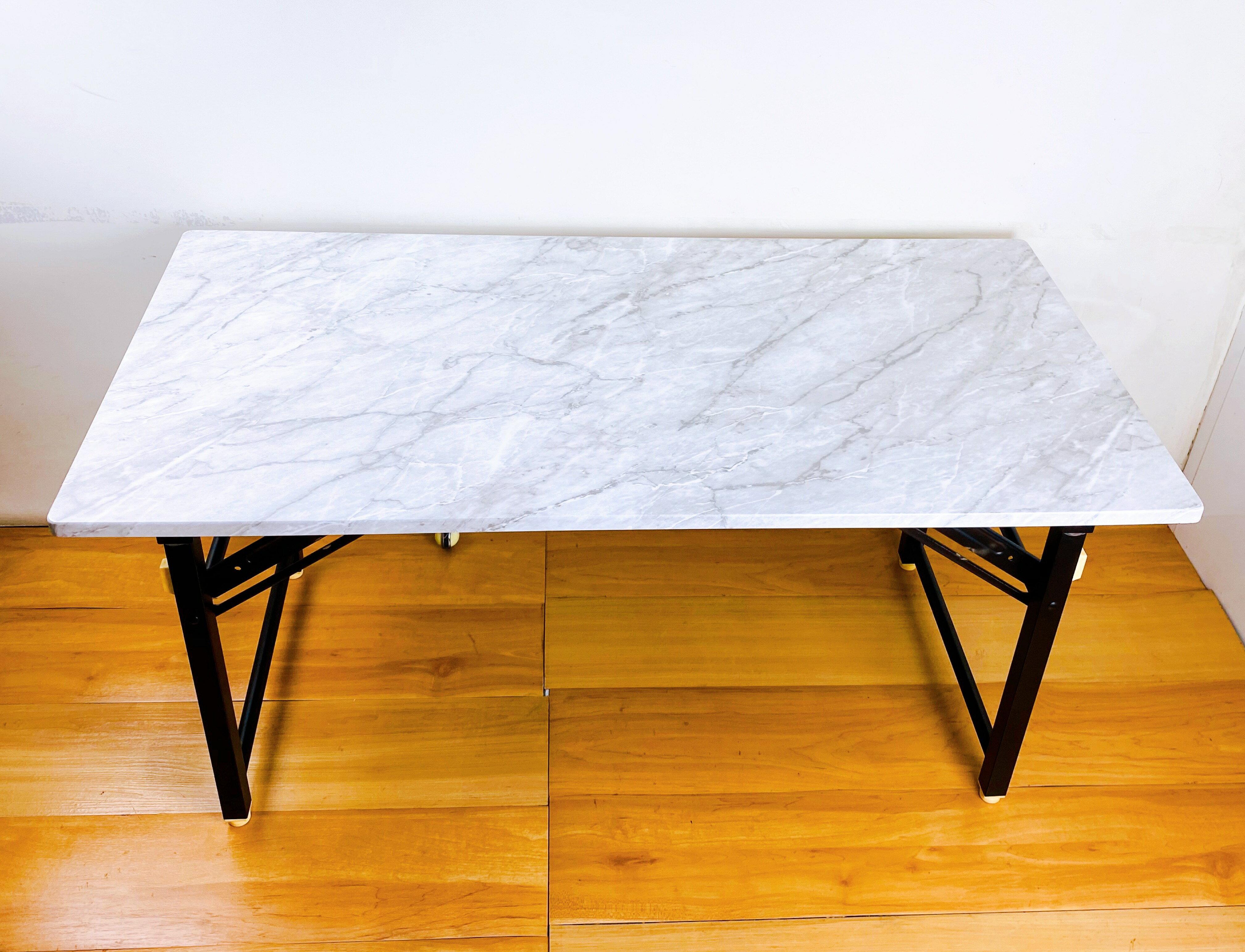 折疊桌 摺疊桌 露營桌 會議桌 折疊式戶外露營餐桌
