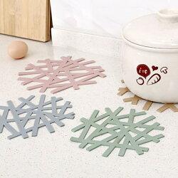 [Hare.D] 廚房用品 不規則 隔熱墊 杯墊 茶杯墊 居家用品