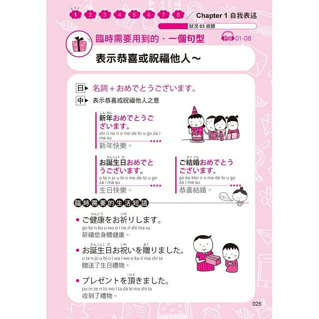 臨時需要用到的一個字:日語關鍵字6,000(附1MP3) 8