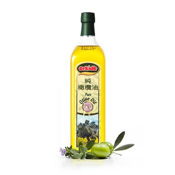 【優泉民生】歐其油-純橄欖油1L
