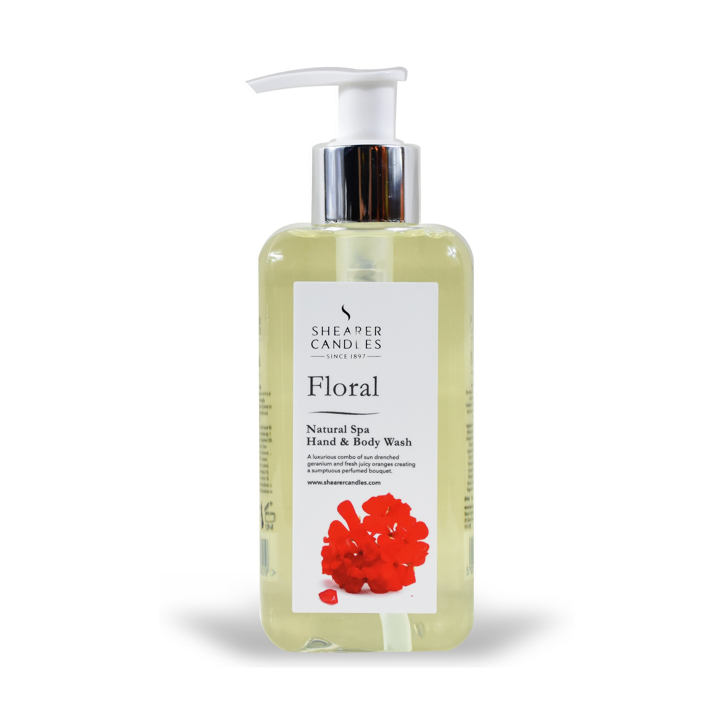 席兒香氛 天然SPA洗手乳/沐浴乳 6