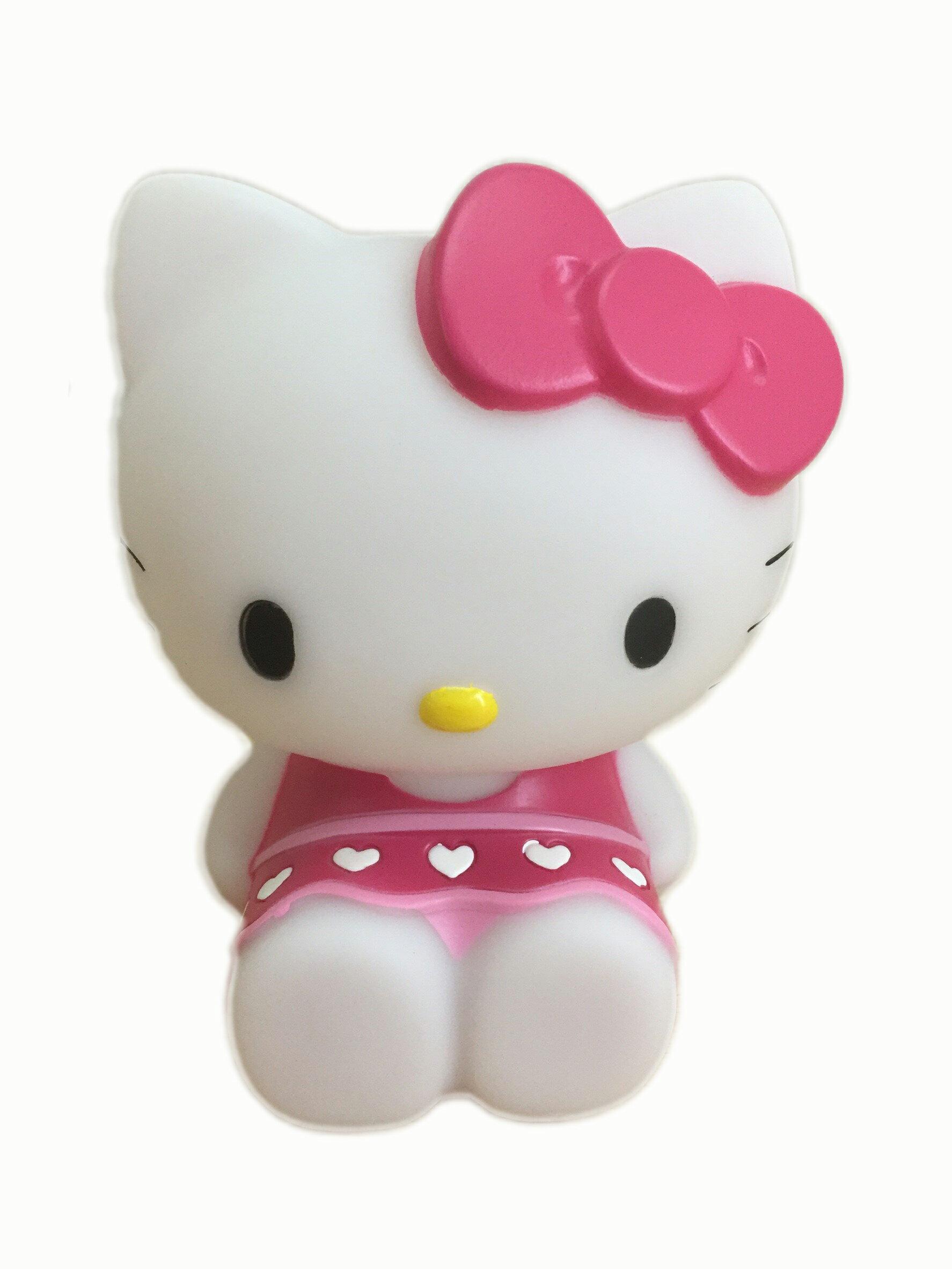 【真愛日本】16052800002坐姿造型筆筒-愛心紅洋裝  三麗鷗 Hello Kitty 凱蒂貓 文具 收納筒 正品