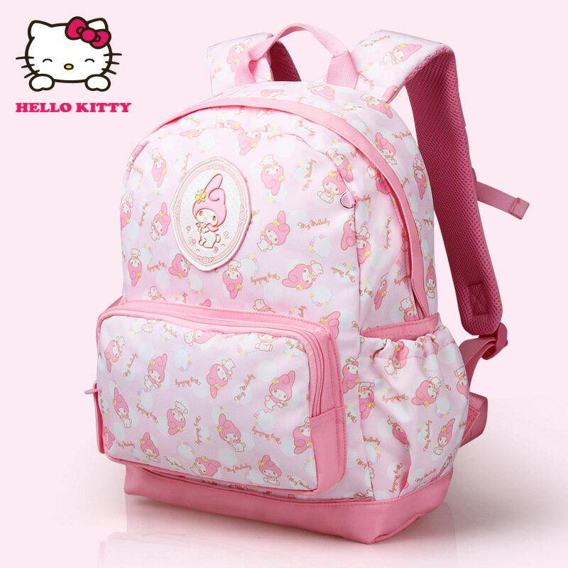 MY melody包包女小學生雙肩包兒童休閒護脊減負書包