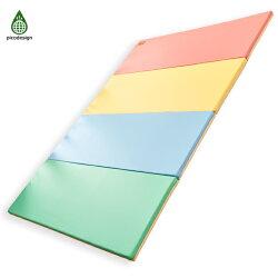 【麗嬰房】韓國 Pico design 皮可設計無毒地墊 - 馬卡龍棒棒糖款(大)