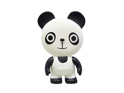 Toyroyal樂雅 - 軟膠熊貓 1