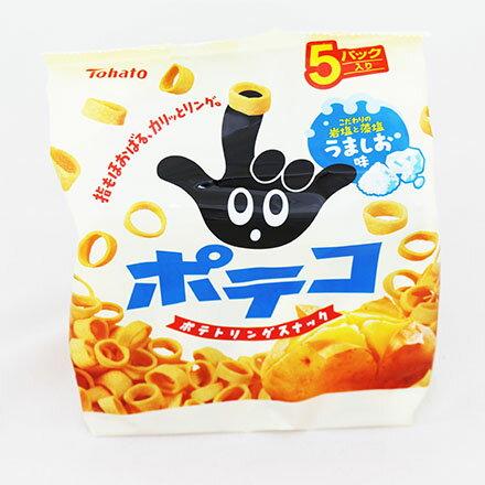 【敵富朗超巿】東鳩手指圈圈餅-5袋入賞味期限:2018.06.23