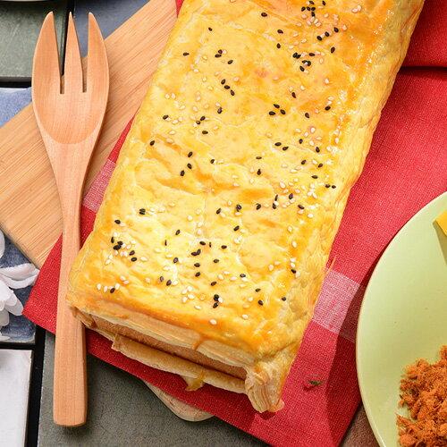 【拿破崙先生】鮮芋肉鬆起酥三明治(1入 / 8片裝) 3
