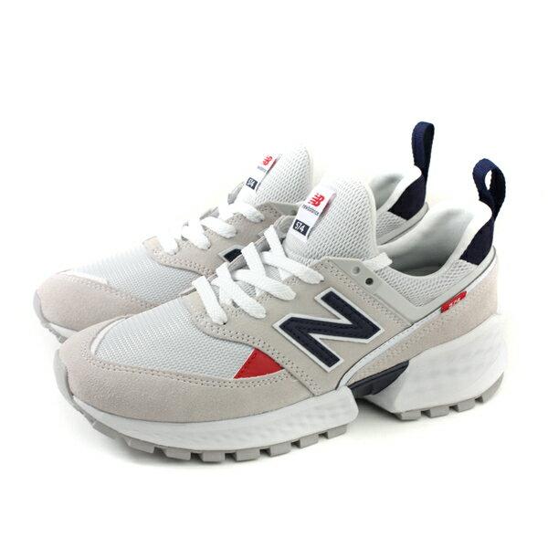 NEW BALANCE 574系列 跑鞋 運動鞋 灰白色 男鞋 MS574GNC-D no569