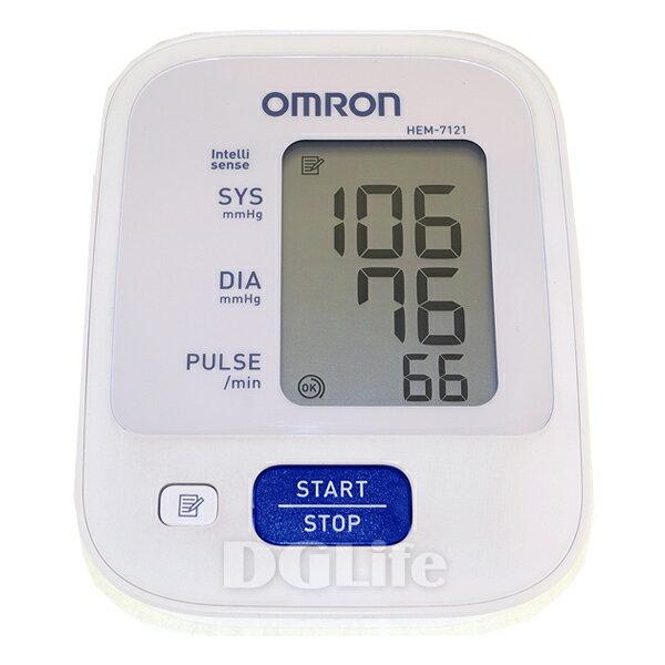OMRON 歐姆龍 HEM-7121 數位自動電子血壓計