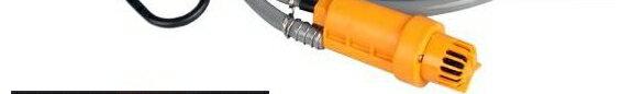 ├登山樂┤德國FILSON12V車內電源行動沐浴組行動蓮蓬頭.沖水器洗車49.321