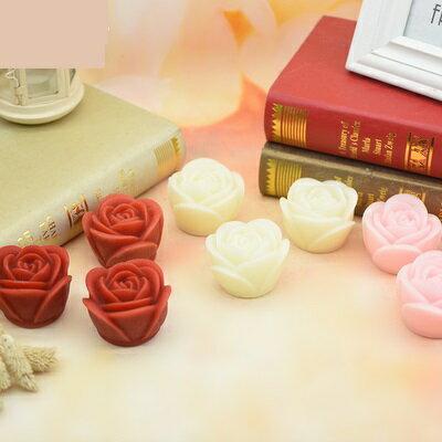 LED電子蠟燭 LED玫瑰花電子蠟燭燈假蠟燭燈無煙蠟燭表白求婚蠟燭生日蠟燭創意 『MY6899』