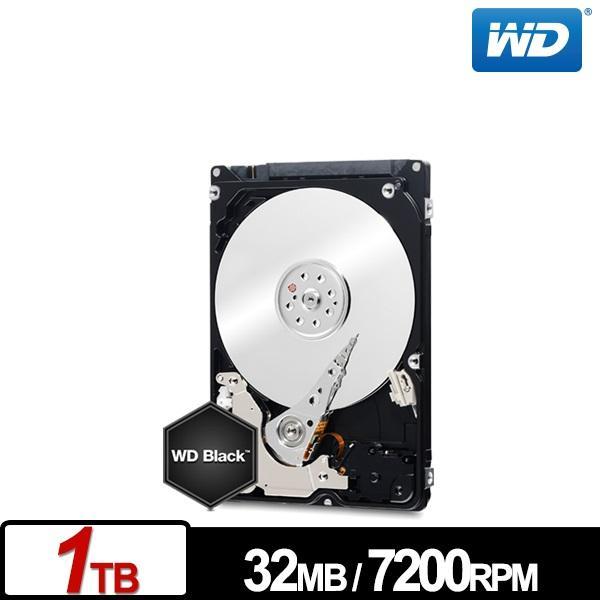 ★綠G能★全新★ WD10JPLX 黑標 1TB(9.5mm) 2.5吋硬碟 SATA 7200 RPM 32MB 請先詢問貨源