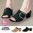 【KW7060】6CM中粗跟魚口露趾拖鞋 中跟鞋 穆勒鞋 MIT台灣製 2色 0