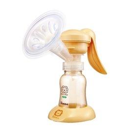 【淘氣寶寶】小獅王 辛巴 Simba 舒壓式旋轉手動吸乳器 S9511