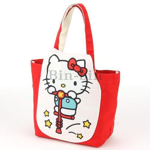 <br/><br/>  Hello Kitty 大手提袋/750-636<br/><br/>