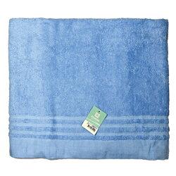 方格牌 平緞素面浴巾(64210) 70x140cm 隨機