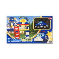 積木玩具推薦到ROBOCAR POLI 波力積木組 RB61988★衛立兒生活館★就在衛立兒生活館推薦積木玩具