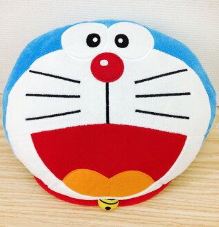 【真愛日本】15110200013 頭型午安枕-開口笑 多拉A夢 小叮噹 抱枕 枕頭 靠枕 娃娃 生活用品