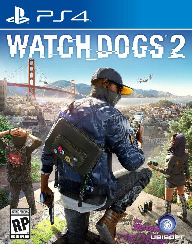 [現金價] 預購2018/3月底 (平價版)PS4 PS4 看門狗 2 Watch Dogs 2 中文版