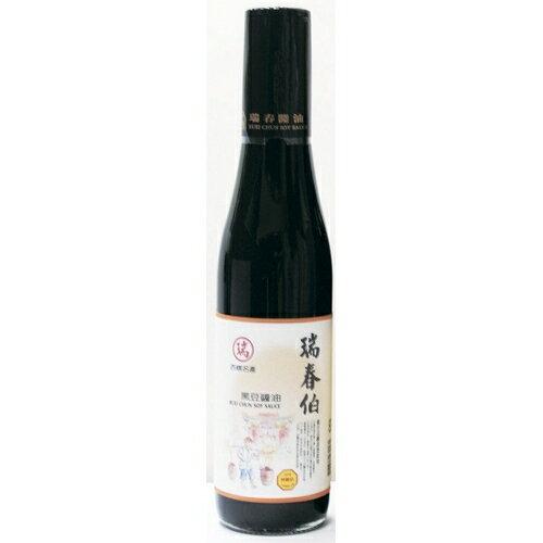 瑞春醬油黑豆醬油420ml【愛買】